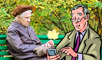 Качество жизни пожилых людей